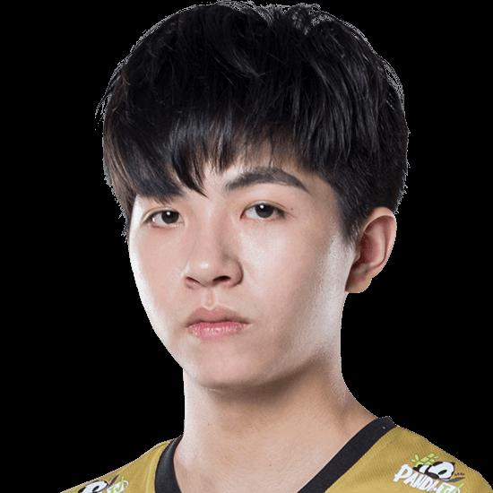 Zeng Jun-Li Guoguo Snake Esports Mid