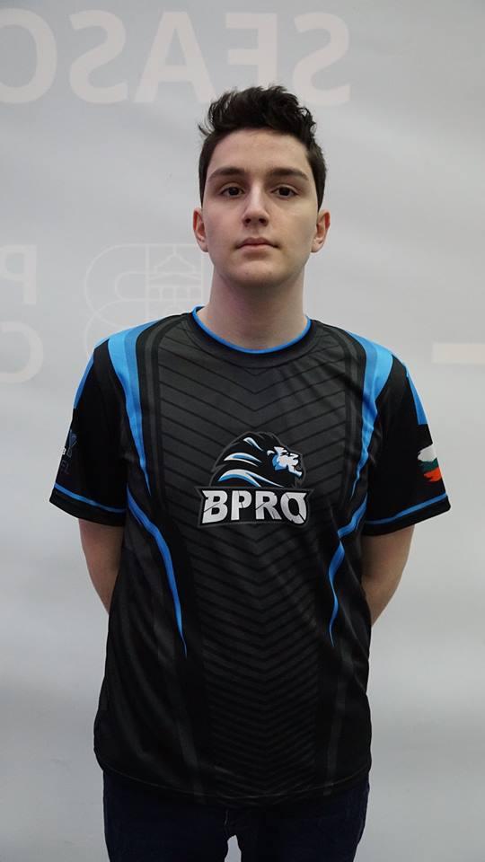 Krasen Minchev Zix Bpro Gaming