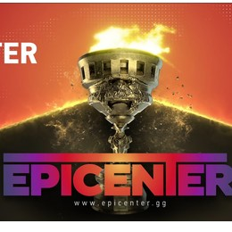 EPICENTER Major Dota 2 Logo