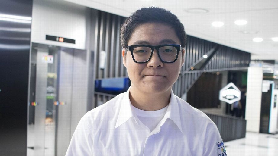 Park Jin-seong Teddy Jin Air Green Wings