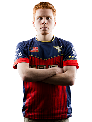 Enable Team Kaliber Player Ian Wyatt