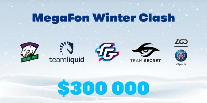 MegaFon Winter Clash Event Preview