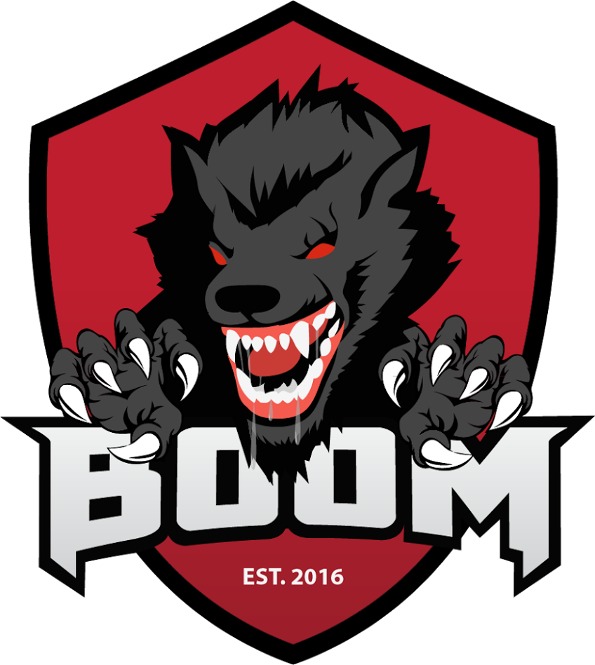 Boom ID BID Dota 2 Logo