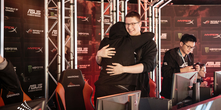 Puppey claims his 1000th game with Team Secret