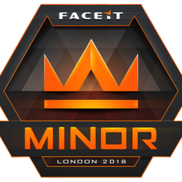 Minor Championship FACEIT London 2018
