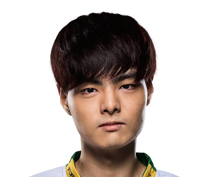 Erry FlyQuest Academy Bot Laner Sang Park