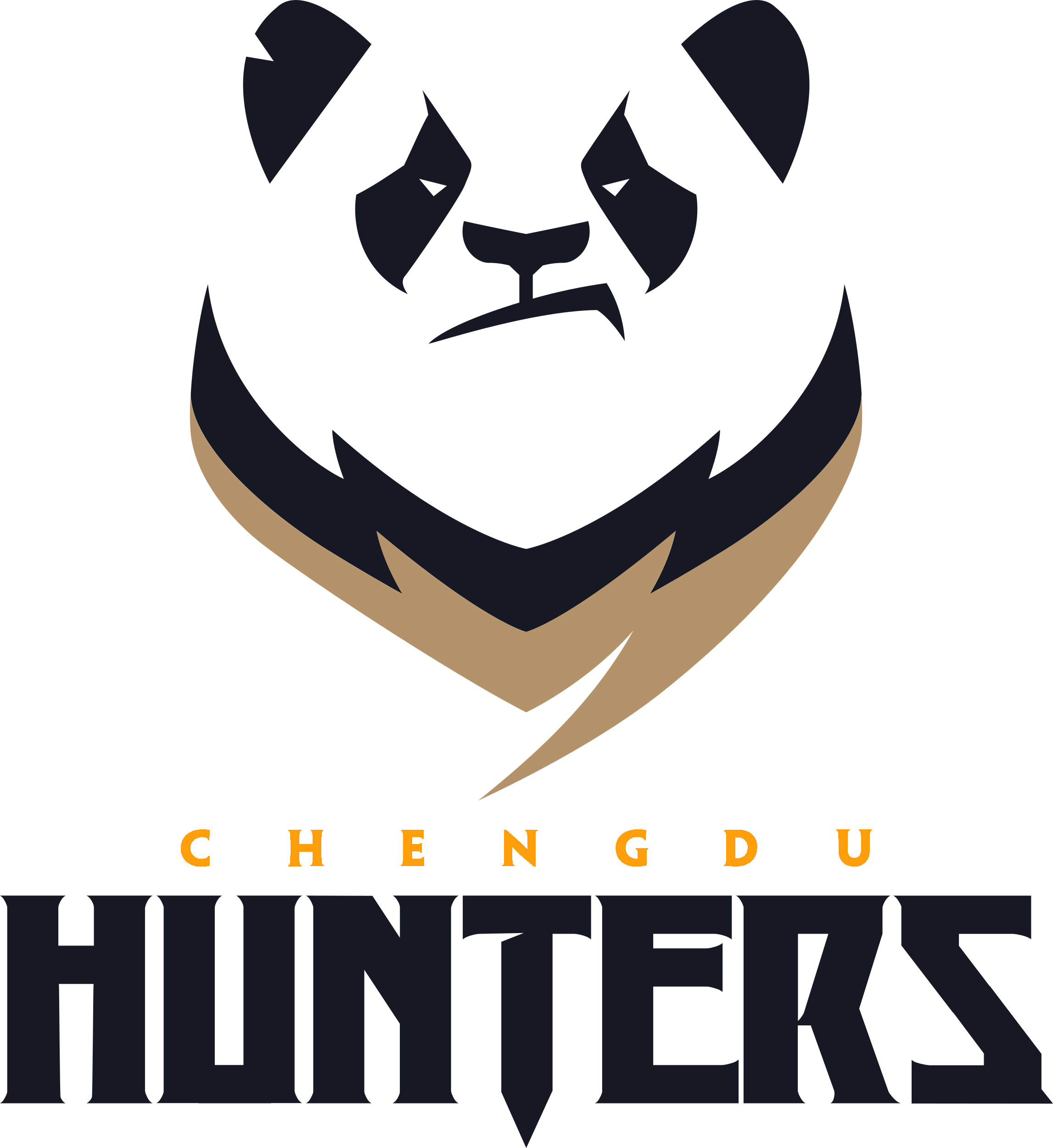 Chengdu Hunters Overwatch League Team Logo