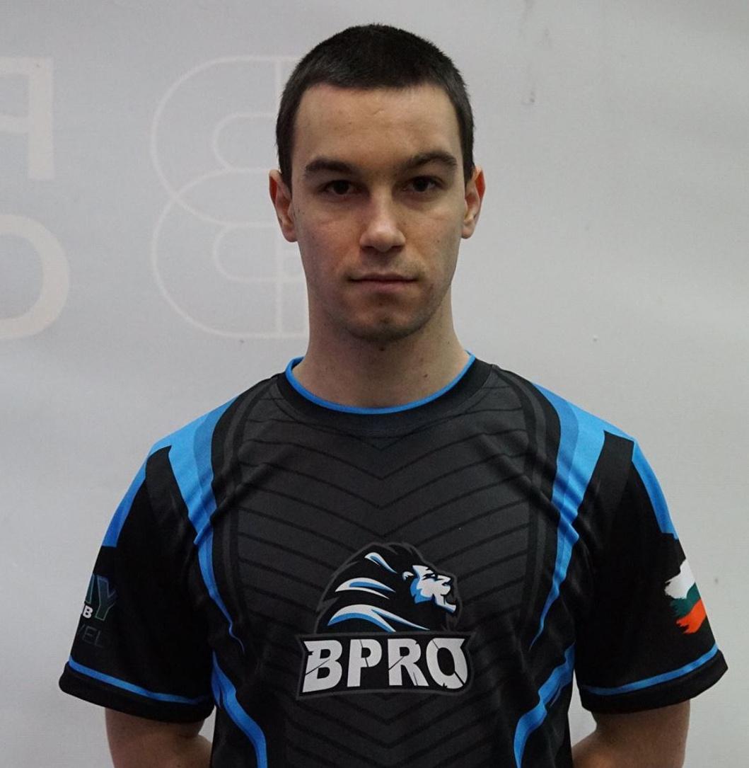Ivan Ivanov VNko BPro Gaming
