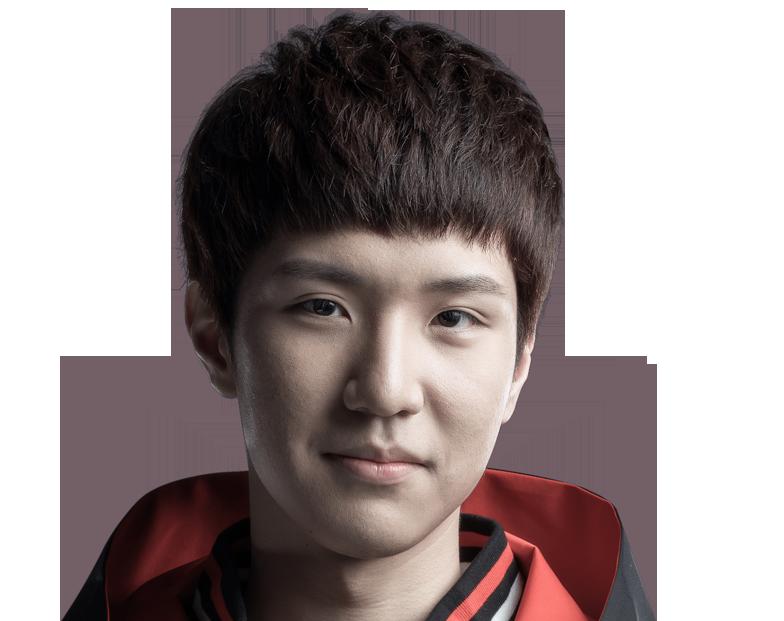 Jeon Ji-won Ray Edward Gaming EDG