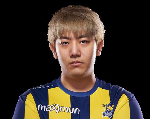 Kim Tae-il Frozen 1907 Fenerbahçe Esports FE Mid Laner