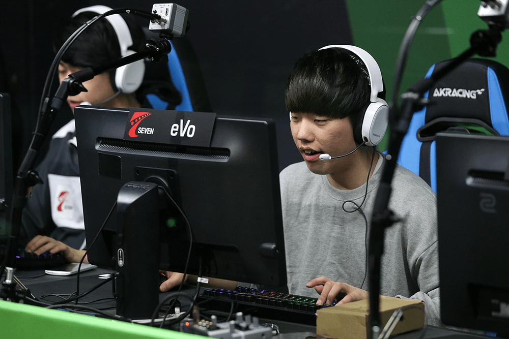 eVo MVP PK Overwatch Tank Lee Yu-Seok