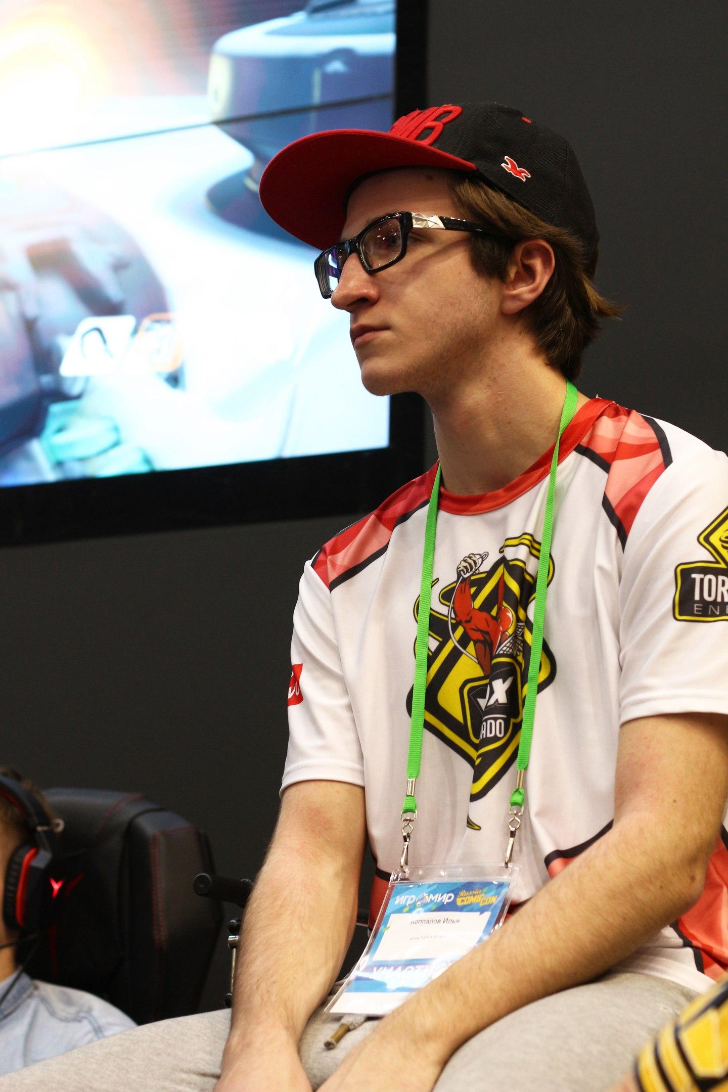 NLaaeR Atlanta Reign Overwatch Pro DPS Ilya Koppalov