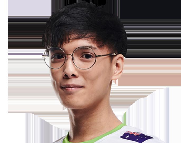 Brandon Nguyen Claire Legacy Esports LE Mid