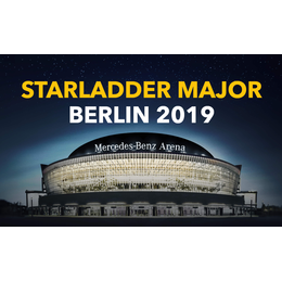 StarLadder Berlin Major 2019 Logo