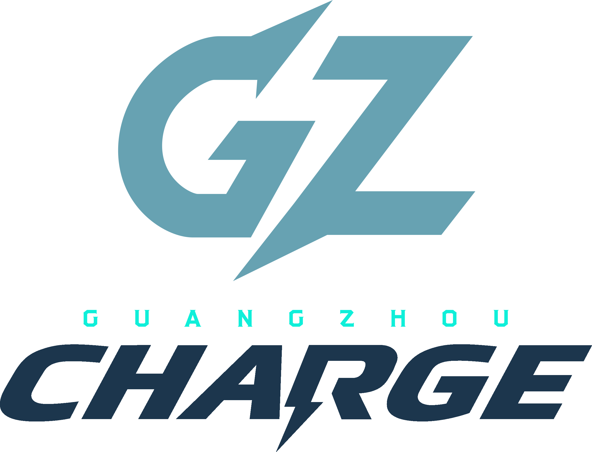 Guangzhou Charge Overwatch League Team Logo